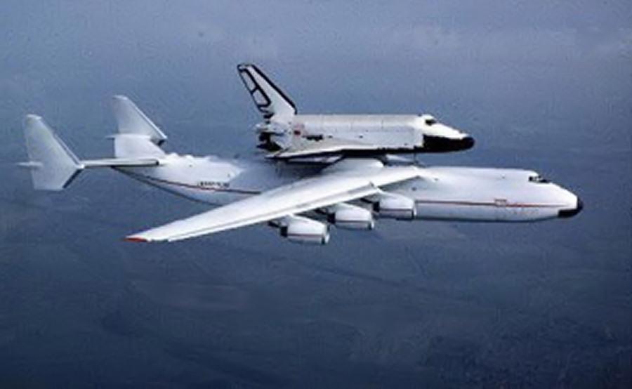 Pin Antonov-225-space-shuttle-aircraft-wallpapersupnet on ...